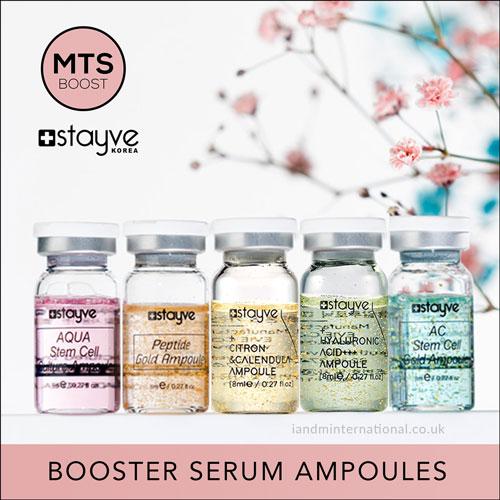 stayve booster serum new