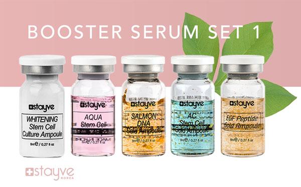 booster serum stayve