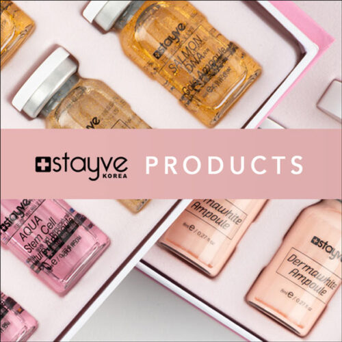 stayve bb glow products